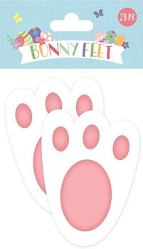 Bunny Feet - Pack of 28