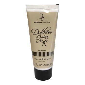 Dorall Collection Dutchess Of Love For Women Hand & Body Lotion 50ml (Pack of 2)