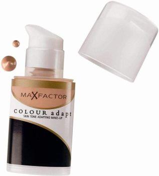 Max Factor Colour Adapt Foundation, 50 Porcelain