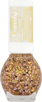 Miss Sporty Candy Shine Nail Polish, 7 ml, Pop Rocks