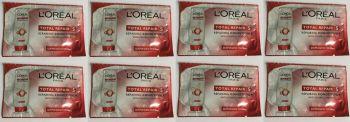 L'oreal Total Repair  Conditioner Pack Of 8 10ml Each