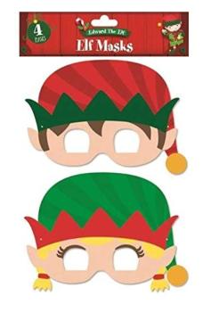 Elf 4pack Edward The Masks