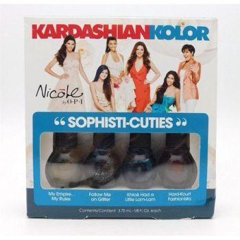 Kardashian O.P.I Nail Polish Set