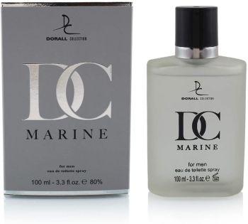 DC Marine Eau De Toilette Spray For Men 100ml
