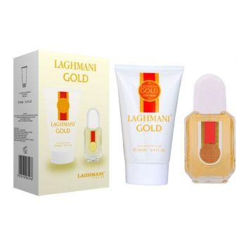 Laghmani Gold Mini Mens Gift Set