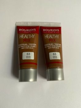 Bourjois Healthy Mix Mini Foundation (2 pack) - Cocoa