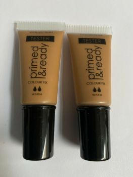Collection Mini Primed & Ready Colour Fix (2 Pack) - Warm