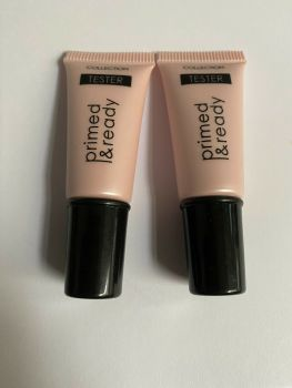 Collection Mini Primed & Ready Primer (2 Pack) - Pink