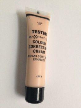 Max Factor Colour Correction Cream Mini (2 pack) - Light