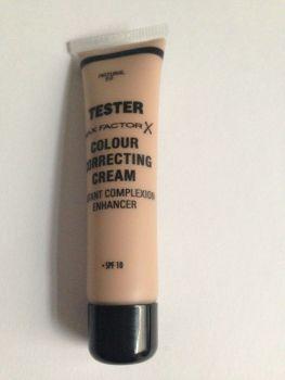Max Factor Colour Correction Cream Mini (2 pack) - Natural