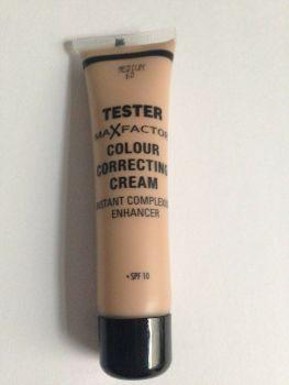 Max Factor Colour Correction Cream Mini (2 pack) - Medium