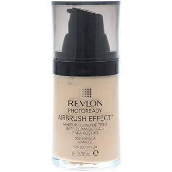 Revlon Photoready Airbrush Effect Makeup - 002 Vanilla