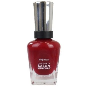 Sally Hansen Complete Salon Manicure Nail Polish - 575 Red-Handed