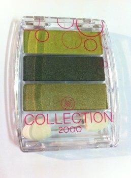 Collection 2000 Colour Intense Trio Eyeshadow - 14 Rainforest