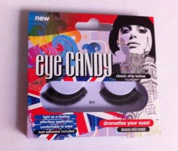 Eye Candy False Eyelashes - 011