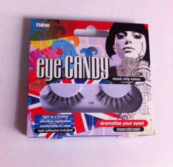 Eye Candy False Eyelashes - 008