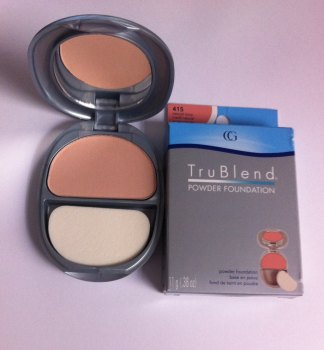Covergirl Trublend Powder Foundation - 415 Natural Ivory