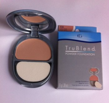 Covergirl Trublend Powder Foundation - 430 Classic Beige