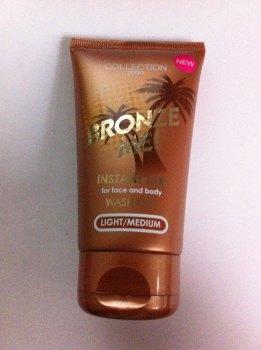 Collection 2000 Bronze Me Instant Wash Off Tan - Light/Medium
