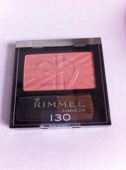 Rimmel Lasting Finish Soft Colour Blush - 130 Pink Sorbet