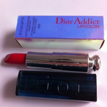 Christian Dior Addict Lipcolor - 959 Red Desire