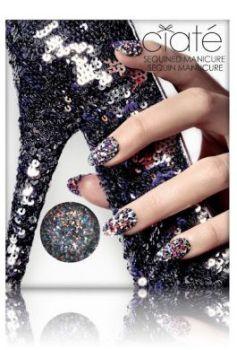 Ciate Sequin Manicure Kit - Harlequin