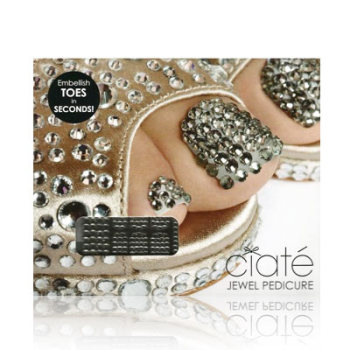 Ciate Jewel Pedicure - Mirror Ball