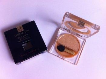 Estee Lauder Pure Color Eyeshadow - Gold Metallic