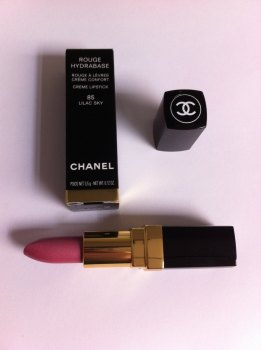 Chanel Rouge Hydrabase Creme Lipstick - 85 Lilac Sky