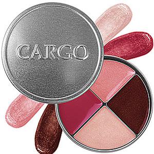 Cargo Lipgloss Quad - Oceania