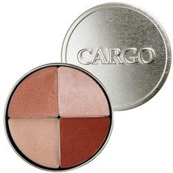 Cargo Lipgloss Quad - South Beach