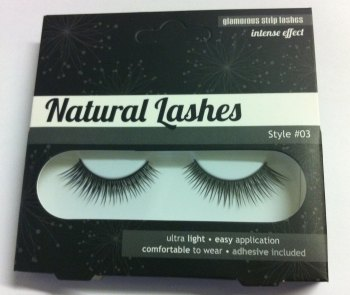 Invogue Natural Lashes Style #03