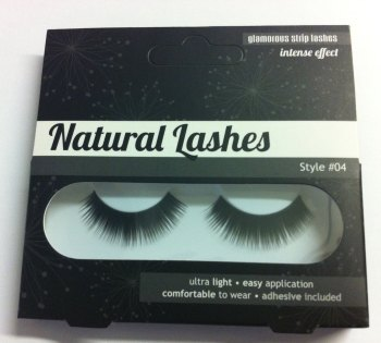 Invogue Natural Lashes Style #04