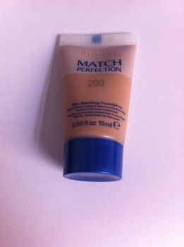 Rimmel Match Perfection Foundation - 200 (2 Pack)