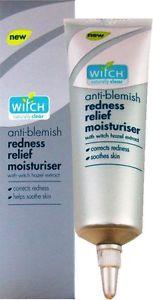 Witch hazel anti-blemish redness relief moisturiser