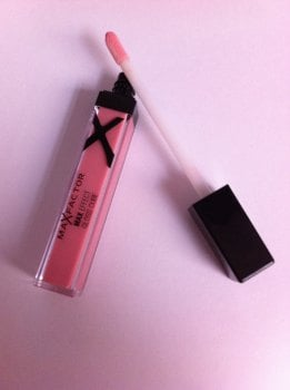 Max Factor Max Effect Cube Lip Gloss - 01 Soft Rose
