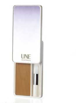 Une Natural Beauty Intuitive Touch BB-cream foundation compact 113