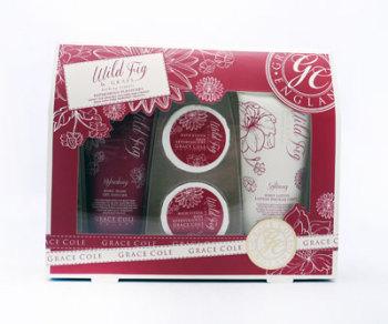 Grace Cole Wild Fig & Grape Refreshing Pleasures Ladies Gift Set
