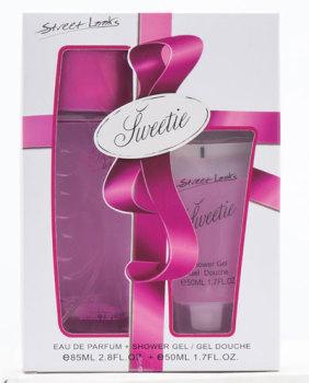 Sweetie EDP & Shower Gel Ladies / Girls Gift Set - Perfect for Christmas