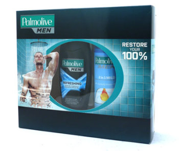 Palmolive For Men Refreshing Gift Set - Perfect for Christmas