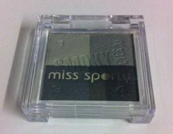 Miss Sporty Smokey Eyes Shadows - 401 For Blue Eyes