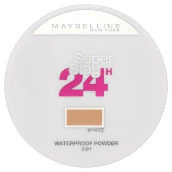 Maybelline Superstay 24-Hour Pressed Powder - Nude