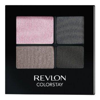 Revlon Colorstay 16 Hour Eye Shadow Quad, Enchanted
