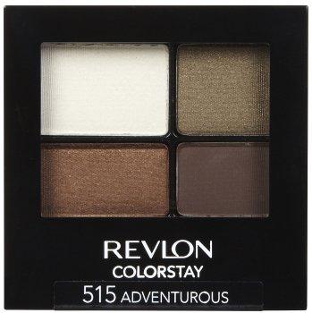 REVLON Colorstay 16 Hour Eye Shadow Quad - Adventurous