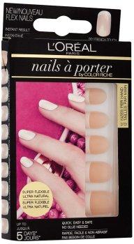 L'Oréal Paris Nails a Porter - French Touch