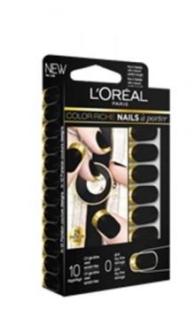 L'Oréal Paris Nails a Porter - Drama Queen