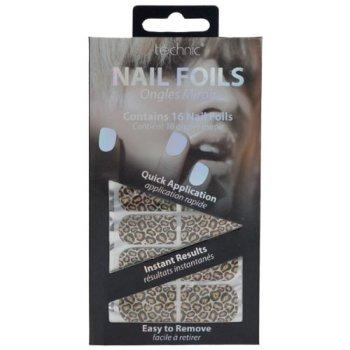 Technic Nail Foils / Wraps - Leopard Print