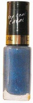 L'Oreal Color Riche Top Coat Carat Nail Polish - 909 Saphyr Carat