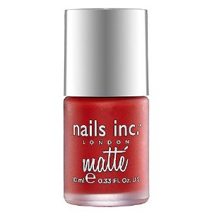 Nails Inc London Matte Nail Polish - Gatwick