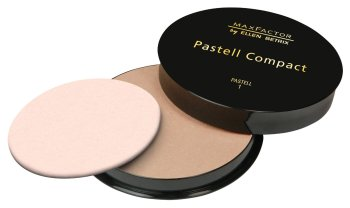 Max Factor By Ellen Betrix Pastell Compact - 1 Pastell